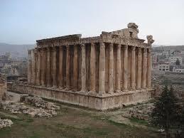 Baalbek Zeus tapınağı